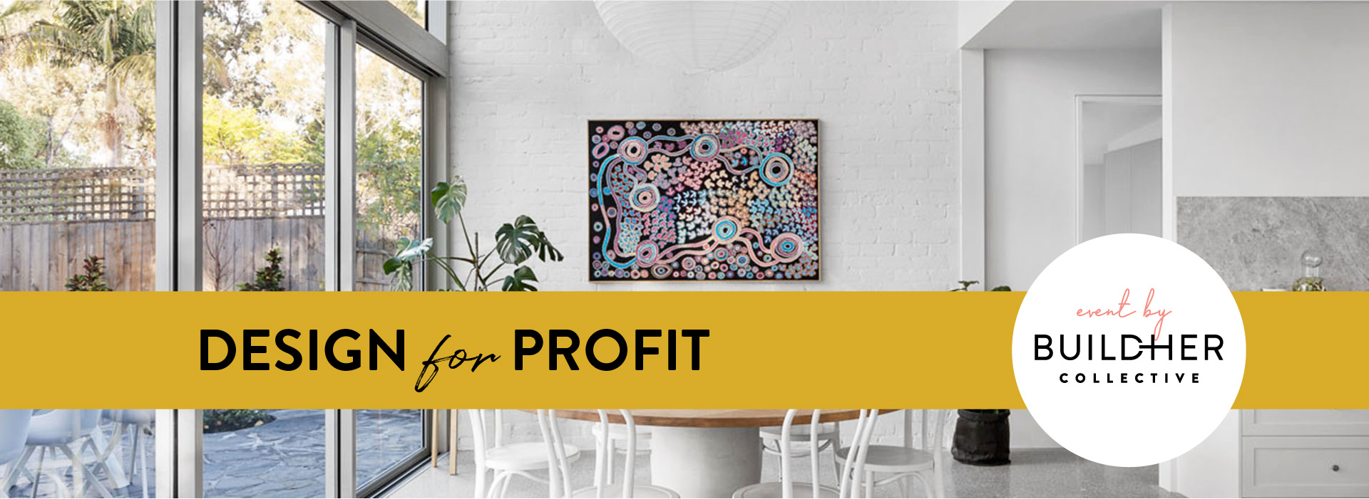 Design for Profit-Event Banner 29 June