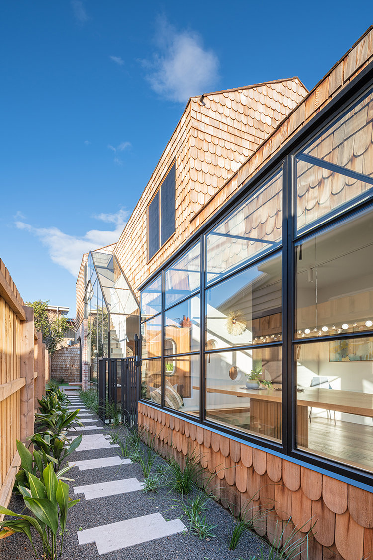 One Mani House | North facing windows for the win! | Image Anthony Richardson