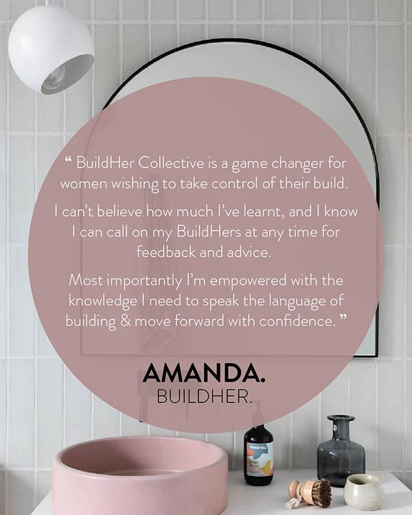 Testimonial - Amanda