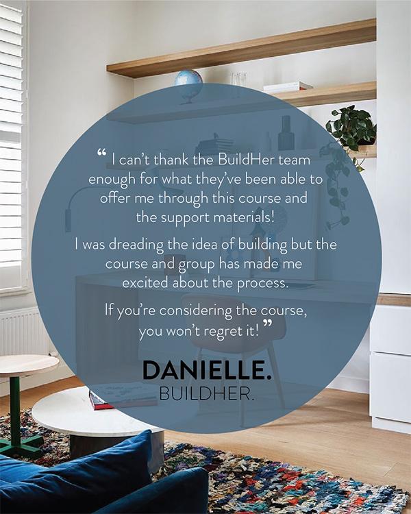 Testimonial - Danielle Brown